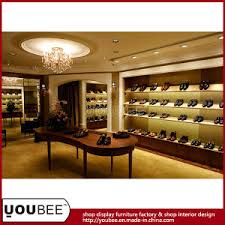 shop decoration china men shoes shopfitting footwear shop decoration from factory