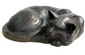 bronze cat sculpture beautiful gifts for cat by cat