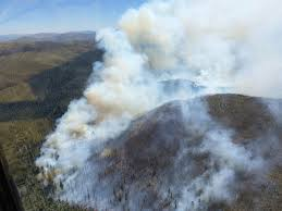 National Wildfire Activity by Odf Southwest Fire Activity Update From The Rogue River Siskiyou