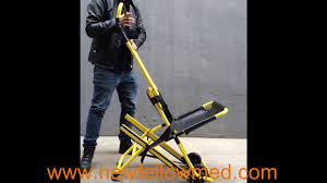 stair stretcher nf w4 emergency stair wheel chair ambulance