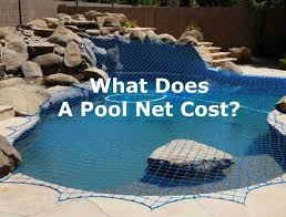 Backyard Pool Safety by How Much Does A Pool Safety Net Cost Swimming Pool Net Prices