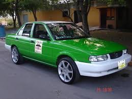 nissan tsuru taxi nissan tsuru un clasico autos y motos taringa