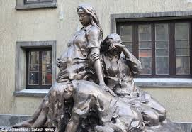 Japanese Comfort Women Stories China Unveils Memorial Museum On Site Of Wwii Brothel Daily Mail