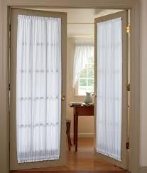 half glass door curtains door curtains u0026 door panels country curtains