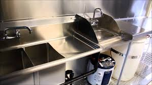 Kitchen Sink On Sale Food Truck For Sale Craigslist Youtube
