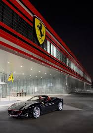Ferrari California Custom - ferrari presented two custom california t