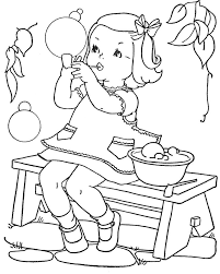 vintage coloring book pages coloring book