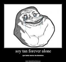 Memes De Forever Alone - imagen 3 historia del famoso meme forever alone conocerlo mejor