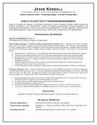 resume exles information technology manager requirements information technology resume exles inspirational technology