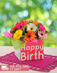 birthday arrangements delivery netflorist is south africas largest sameday flower gift delivery