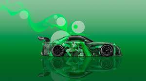 mazda rx7 2016 mazda rx7 veilside jdm side anime aerography car 2016 el tony