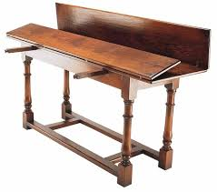 Fold Down Dining Table Refectory Console Table Dining Tables Fauld England