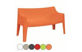 canape d exterieur design canapé d extérieur design 2 places sofy 6 coloris decome store