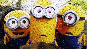 halloween jigsaw puzzles minions puzzle game clementoni rompecabezas despicable me kids