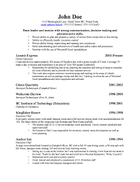 proper resume layout how to format your resume template how to format your resume