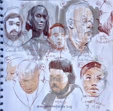 adebanji alade my art my passion for sketching