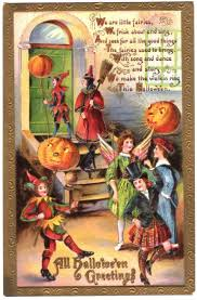 Halloween Poems Children Best 25 Vintage Halloween Cards Ideas On Pinterest Vintage