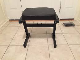 Quik Bench Quik Lok Bz 7 Portable Piano Bench Stool Reverb