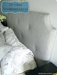 Make A Queen Size Bed by How To Make A Quilted Headboard U2013 Skypons Co