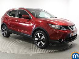 nissan juke flame red used nissan qashqai n connecta red cars for sale motors co uk