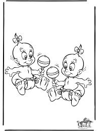 coloriage bebe les beaux dessins de personnages à imprimer et