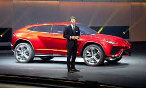 supercar suv the lamborghini urus will be the world u0027s fastest suv maxim
