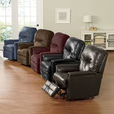 serta recliners black fabric power lift recliners on wooden floor