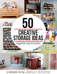50 creative storage ideas for toys u0026 books great inspiration