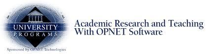opnet university program