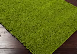 Green Round Rug by Interior Lime Green Carpet With White Floral Pattern With Wool