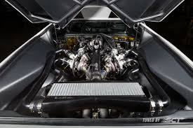 lamborghini engine turbo 1972 pantera with an ecoboost twin turbo v6 u2013 engine swap depot