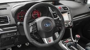 subaru impreza steering wheel 2016 subaru wrx sti review with power price and photo gallery