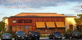 Does California Pizza Kitchen Take Reservations by Monterey Restaurants California Pizza Kitchen