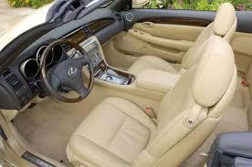 lexus convertible 4 door lexus sc430 convertible buying guide