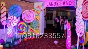 candyland theme candyland theme birthday party www wowtheparty hissar gurgram