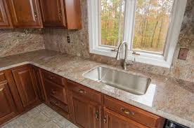 kitchen backsplash granite crema bordeaux granite with backsplash traditional