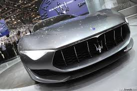 maserati alfieri black maserati alfieri concept design process illustrated by its creators