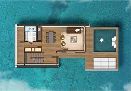 Floating Home Floor Plans Floating Seahorse Home In Dubai