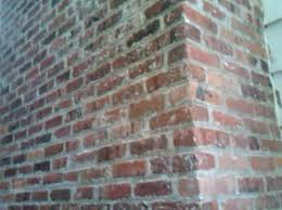 Painting Exterior Brick Wall - paint removal removing old paint from brick walls building moxie