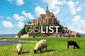 fodor s go list 2016 fodors travel guide