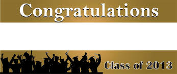 congratulations graduation banner congratulations class 2010 personalised banner partyrama co uk