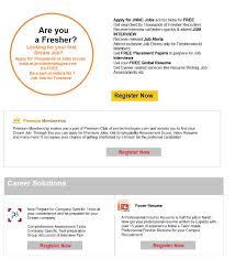 Resume For Job Interview by Job Seeker Jnnc Technologies