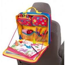 tablette de voyage pour siege auto voyage en voiture la tablette dessin pour occuper les enfants