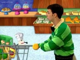 blue u0027s clues season 3 episode 30 cafe blue watch cartoons