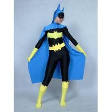 royal blue and gray batman zentai suit cheap zentai suits