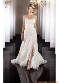 robe de mariée originale 2013 simple a line appliques dentelle organza - Robe De Mari E Original
