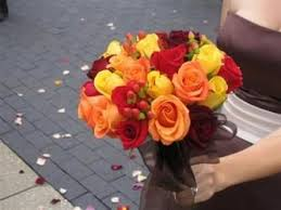 Wedding Flowers Fall Colors - 70 best yellow and orange bouquets images on pinterest marriage
