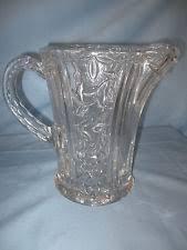 gorham serenade garden serenade clear watering can pitcher by gorham ebay