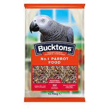 no 1 parrot bucktons