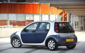smart forfour hatchback review 2004 2006 parkers